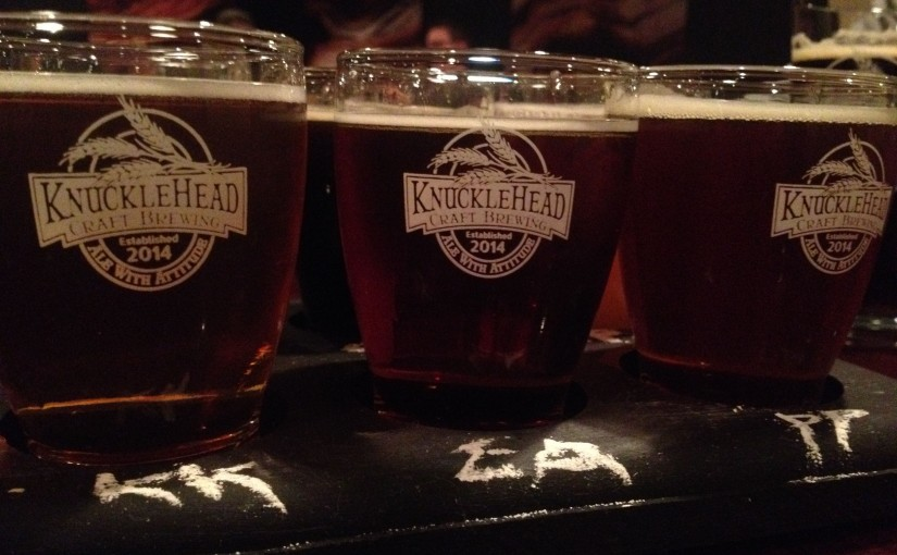 Knucklehead Craft Brewing – Webster's Finest Craft Brewery