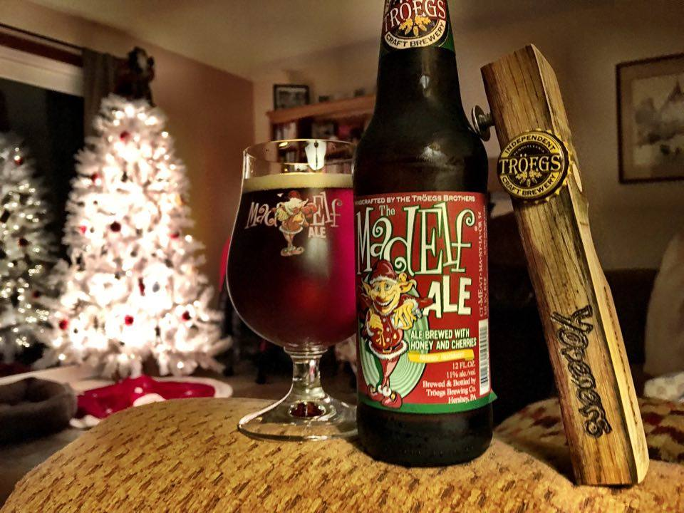 Troegs Mad Elf Ale