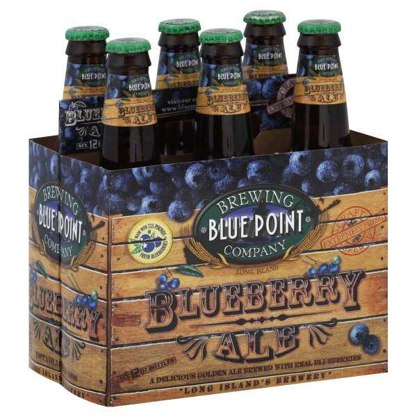 Blue Point Brewing Company Blueberry Ale