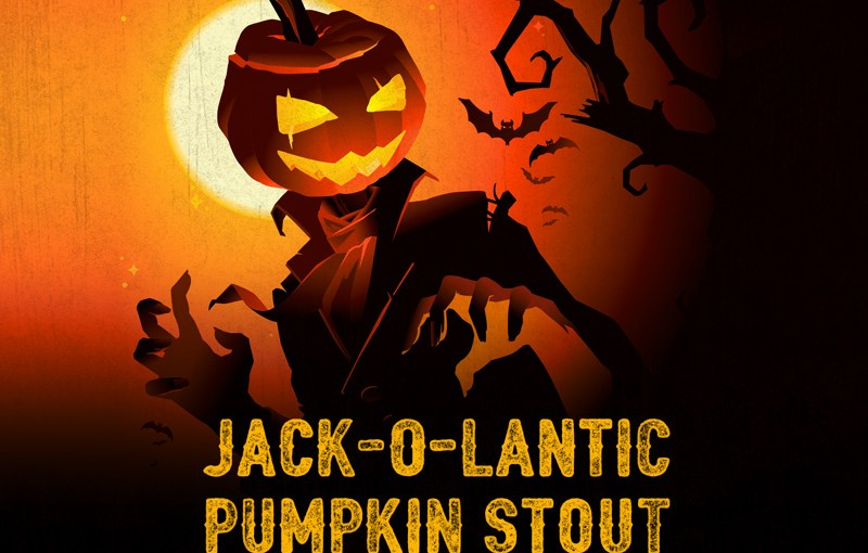 Brewelist Advent Calendar Day 2: Jack-O-Lantic Pumpkin Stout from Lost Borough Brewing