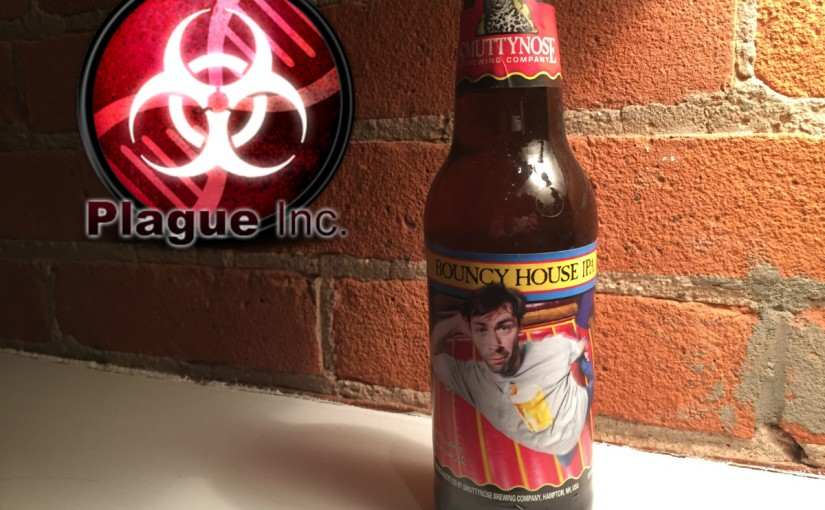 Brewelist Advent Calendar Day 12: Plague, Inc. and Bouncy House from Smuttynose Brewing Company