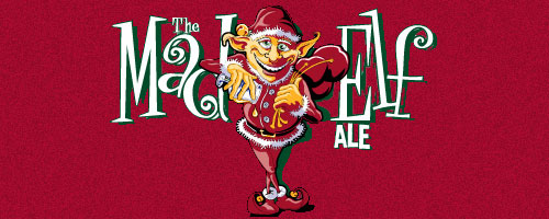 Brewelist Advent Calendar Day 8: Troegs Independent Brewing Mad Elf Ale