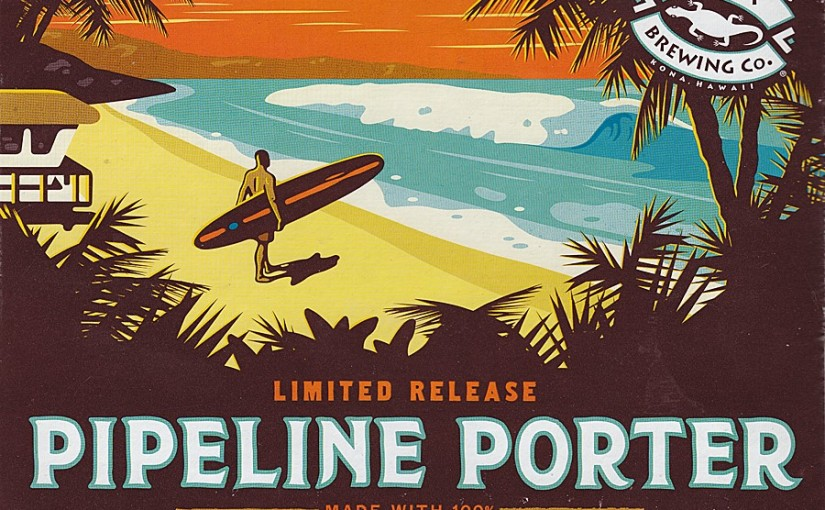Brewelist Advent Calendar Day 21: Kona Brewing Company Pipeline Porter