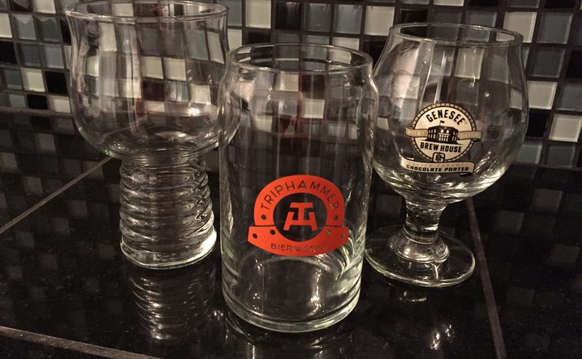 Brewelist Advent Calendar 2016 – Day 1 – Gifting Glassware
