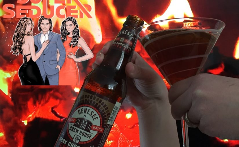 Super Seducer and Genesee Dark Chocolate Scotch Ale